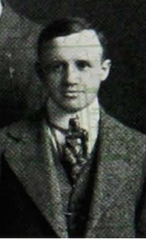 Tommy Hughitt - Hughitt at Maine, 1917