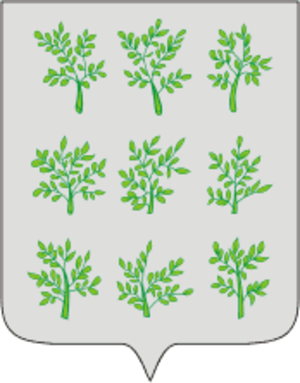 Bogoroditsk - Image: Coat of Arms of Bogoroditsk (Tula oblast)