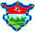Coat of arms of Sacatapequez.png