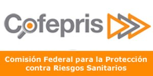 Federal Commission for the Protection against Sanitary Risk - Image: Cofepris logo