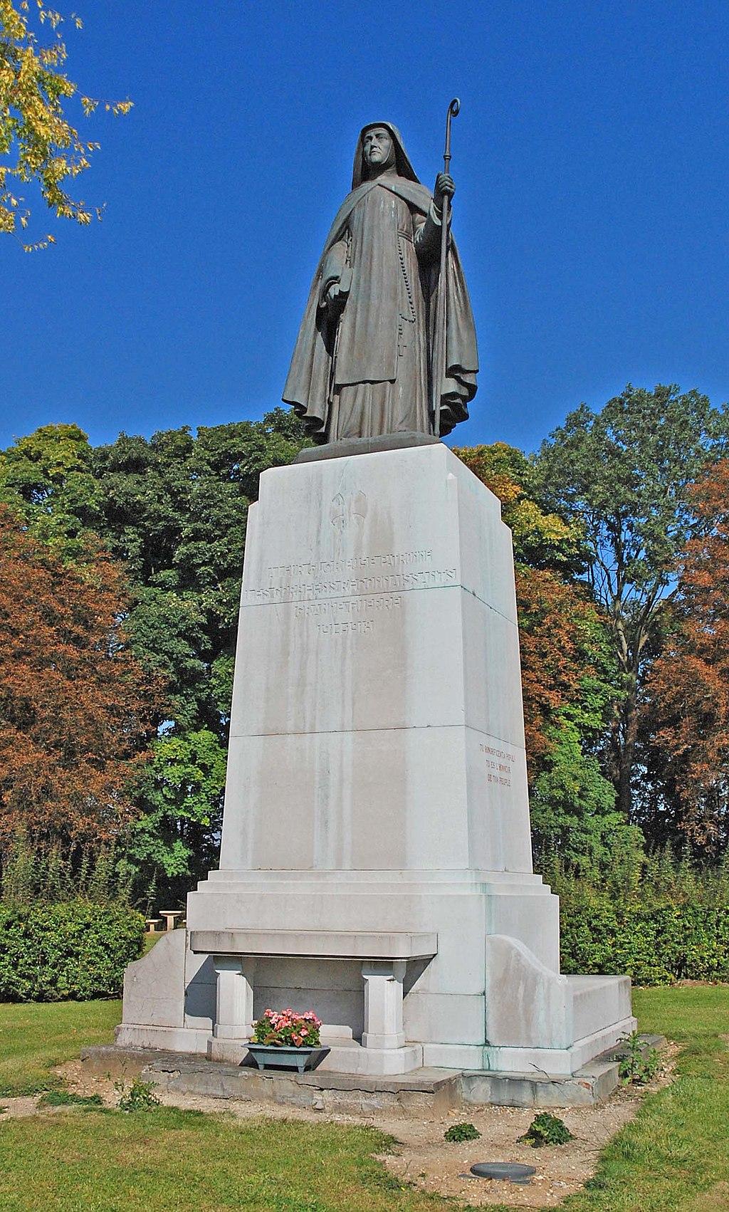 Statut de Sainte Colette