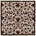 Collectie NMvWereldculturen, RV-847-20, Batikpatroon, 'Peksi kurung', voor 1891.jpg