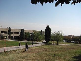 Isfahan University of Technology - Image: College of mathematics, Isfahan University of Technology