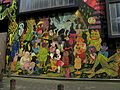 Colorful Mural on a House in Antwerp - panoramio.jpg