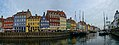 Colourful façades - Nyhavn (Panorama) (34784192335).jpg