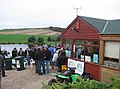 Competitors at the Loch Insch Fishery await a result. - geograph.org.uk - 269082.jpg