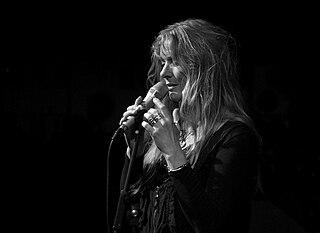 Hilde Hefte Norwegian jazz singer