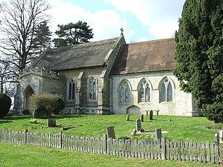 Coney Weston village in the United Kingdom