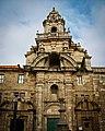 Conjunto Histórico-artístico ciudad vieja de la Coruña, Convento de Santo Domingo.jpg