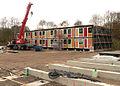 Containerbau für Flüchtlinge in Hannover Linden.jpg