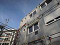 Containerdorf ~ Baustelle Aquis Plaza ~ Januar 2015.JPG