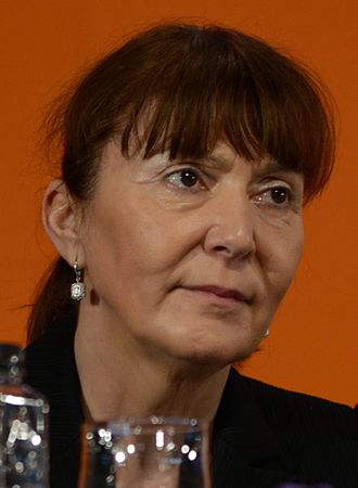 Central European University - Image: Conventia PD L 2013 Monica Macovei (2) (cropped)