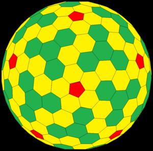 Goldberg polyhedron
