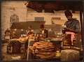 Cook in the rue de Stamboul, Constantinople, Turkey-LCCN2001699448.tif