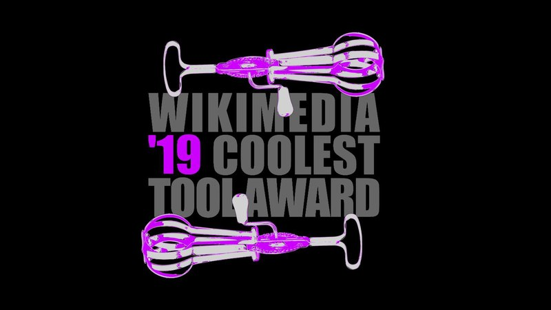 File:Coolest Tool Award 2019 slides.pdf