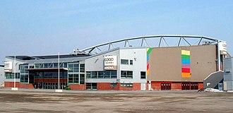 Coop Norrbotten Arena - Image: Coop Arena (cropped)
