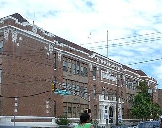 Jersey City Public Schools - Copernicus P.S. 25