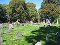 Copp's Hill Burying Ground, Boston - general view.JPG