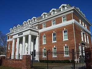 Allen University - Historic Coppin Hall