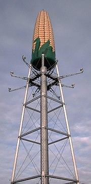Corn Watertower