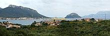 Traghetto della Sardinia Ferries ormeggiato nel porto