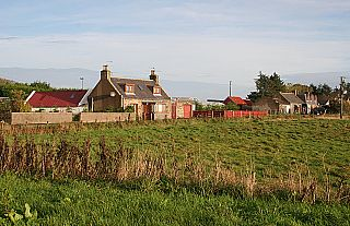 Cortes, Aberdeenshire Human settlement in Scotland