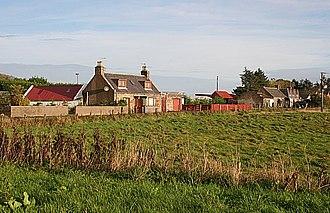 Cortes, Aberdeenshire - Image: Cortiebrae geograph.org.uk 267435