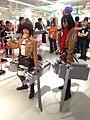 Cosplay of Sasha Blouse & Mikasa Ackerman from Attack on Titan at the 2013 Cosplay Mart (10490856615).jpg