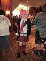 Cosplayer of Amu Hinamori, Shugo Chara! at AnimeNEXT 20120609.jpg