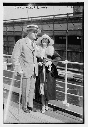 Wilbur, Crane (1886-1973)