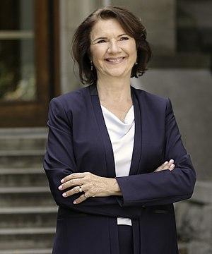 Cristina Amon - Cristina Amon in 2015