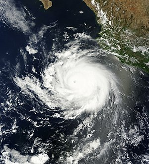 2014 Pacific hurricane season - Image: Cristina Jun 12 2014 1740Z