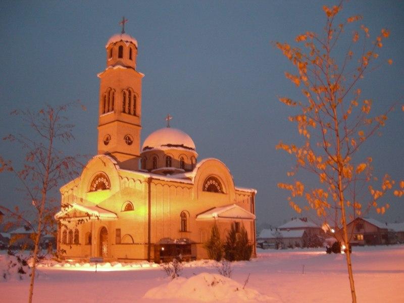 Crkva Svete Petke Paraskeve u Ugljevik