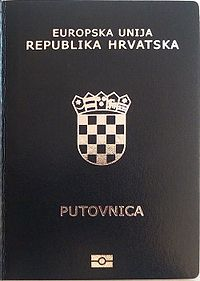 Croatian biometric passport.jpg