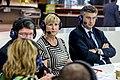 Croatian part- Citizens' Corner debate on EU policies for asylum seekers and immigrants (18432278524).jpg