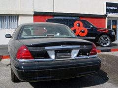 Ford Crown Victoria Wikipedia