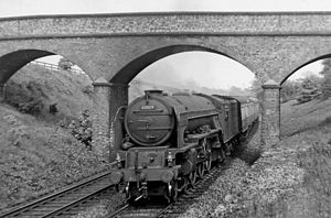 Croxdale - Until 1938 it had a railway station opened by the North Eastern Railway