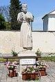 Császár, Wohlmuth Ferenc-szobor 2021 01.jpg