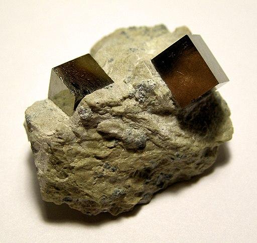 Cubicpyrite