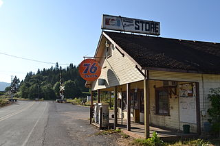 Curtin, Oregon human settlement in United States of America