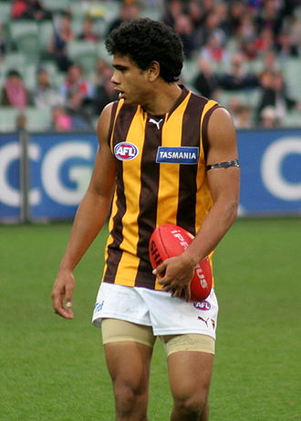 Cyril Rioli - Rioli in May 2008