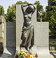 Czech-2013-Prague-Vyšehrad-Tomb of Břetislav Benda.jpg