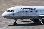 D-AIQA Lufthansa Airbus A320-211 @ Berlin Tegel (EDDT) 25.05.2014 (15856958491).jpg
