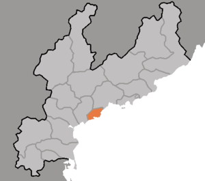 Ragwon County - Image: DPRK2006 Hamnam Rakwon
