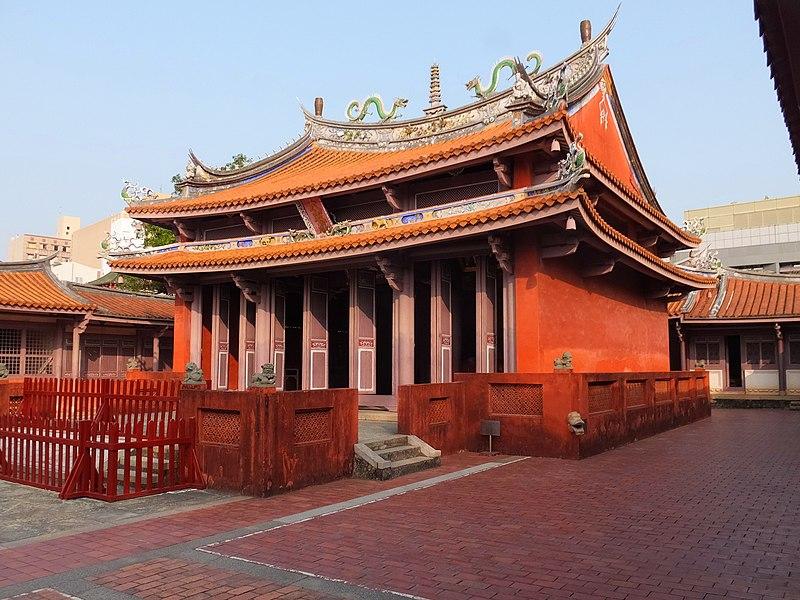 File:Dacheng Hall of Confucius Temple 孔廟大成殿 - panoramio.jpg