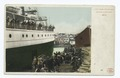 Daily Scene on the Dock, Mackinac Island, Mich (NYPL b12647398-68563).tiff