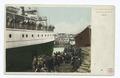 Daily Scene on the Dock, Mackinac Island, Mich (NYPL b12647398-68563).tiff