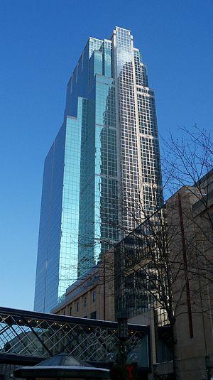 RBC Plaza (Minneapolis) - Image: Dain Rauscher Plaza Minneapolis 1