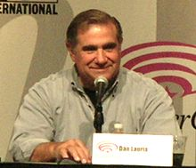 Dan Lauria at WonderCon 2009 1.JPG