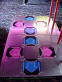 Dance Dance Revolution Extreme arcade machine stage longways.png
